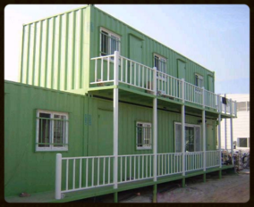 CUSTOMIZED CONTAINER HOUSE