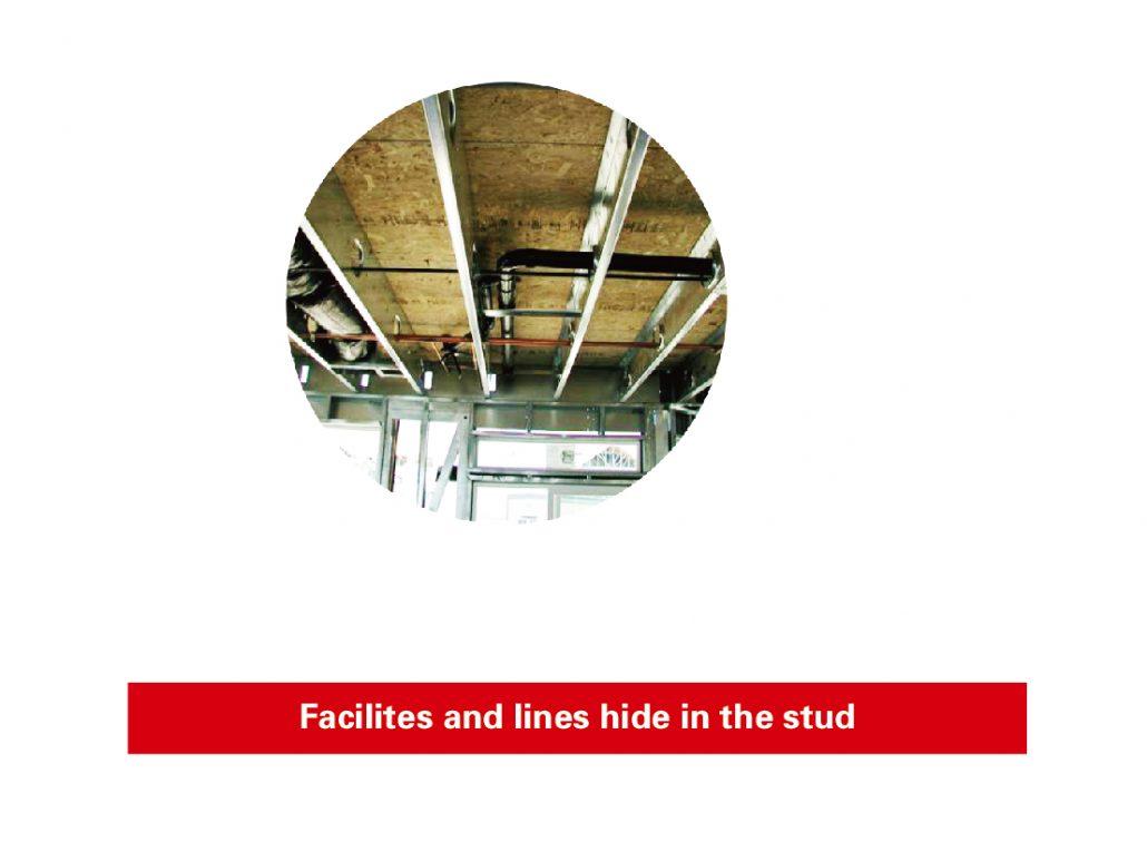 Light Gauge Steel Framing Panelized Floor Framing Skyrise