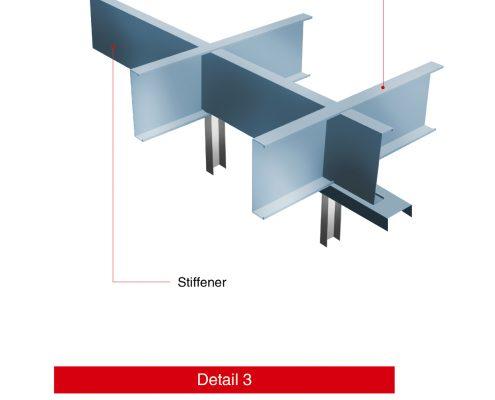 Lintel floor system