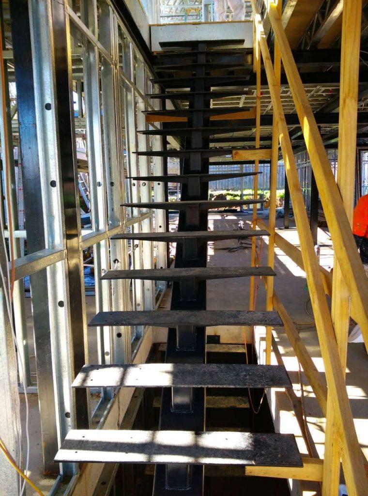 Interior Construction Of Modular Prefab Luxury House Manufactured  ...