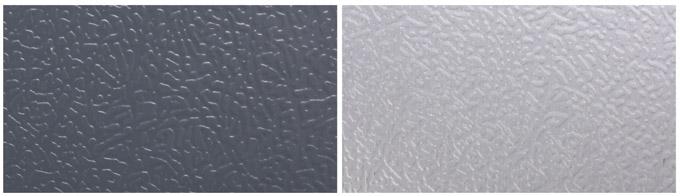 Isopane embossed panel