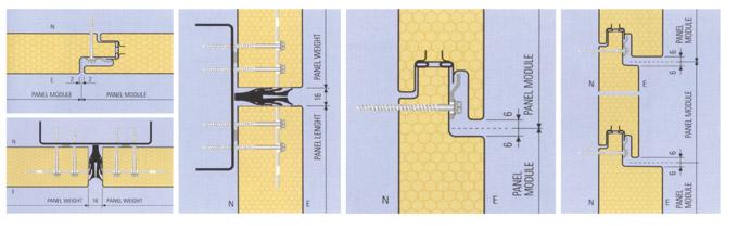 Isopanel cladding system